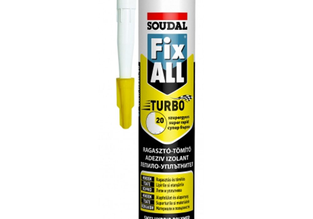 Soudal-Fix All Turbo ragasztó