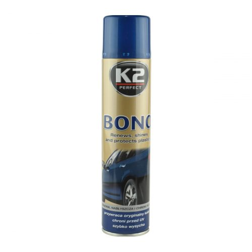 K2 Bono-Műanyagápoló spray 300ml